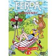 Ferda Mravenec 5/6 - DVD - Film na DVD
