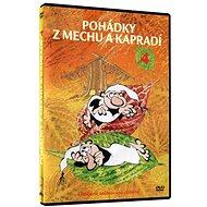 Pohádky z Mechu a Kapradí 4 - DVD - DVD Movies