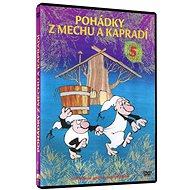 Pohádky z Mechu a Kapradí 5 - DVD - DVD Movies