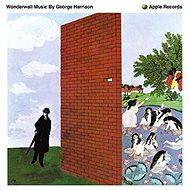Harrison George: Wonderwall Music (Reedice 2017) - LP - LP vinyl