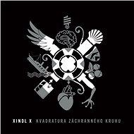 Xindl X: Kvadratura záchranného kruhu - LP - LP vinyl