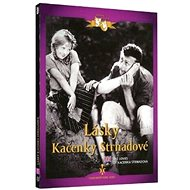 Lásky Kačenky Strnadové (1926) - DVD - Film na DVD