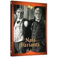 Naši furianti - DVD - Film na DVD