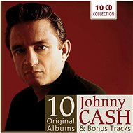 Cash Johnny: 10 Original Albums (10x CD) - CD - Hudební CD