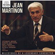 Martinon Jean: Milestones of a Legendary Conductor - CD - Hudební CD