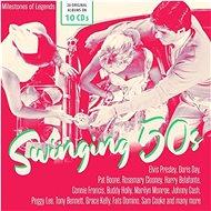 Various: Swinging 50s (10x CD) - CD - Hudební CD