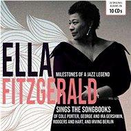 Fitzgerald Ella: Ella sings the Songbooks of... (10x CD) - CD - Hudební CD