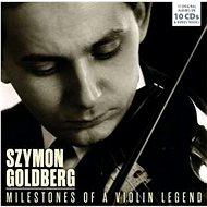 Goldberg Szymon: Milestones of a Violin Legend (10x CD) - CD - Hudební CD