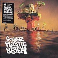 Hudební CD Gorillaz: Plastic Beach (2010) - CD