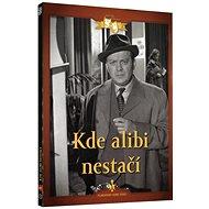 Kde alibi nestačí - DVD - Film na DVD
