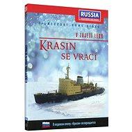 V zajetí ledu: Krasin se vrací - DVD - Film na DVD