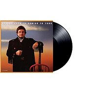 Cash Johnny: Johnny Cash Is Coming To Town - LP - LP Record