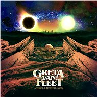 Greta Van Fleet: Anthem Of The Peaceful Army (2018) - LP - LP vinyl
