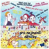 Hudební CD Various: Nejhezčí písničky pro nejmenší dětičky - CD