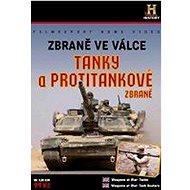 Zbraně ve válce: Tanky a Protitankové - DVD