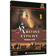 Křížové výpravy: Půlměsíc a kříž 1 - DVD - Film na DVD