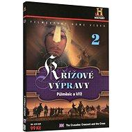 Křížové výpravy: Půlměsíc a kříž 2 - DVD - Film na DVD