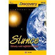 Slunce: Záhady naší nejbližší planety - DVD - Film na DVD