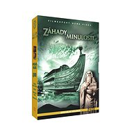 Záhady minulosti (4DVD) - DVD - Film na DVD