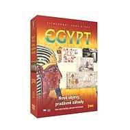 Kolekce Egypt: Nové objevy, pradávné záhady (3DVD) - DVD - Film na DVD