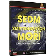 Sedm smrtonostných moří - DVD