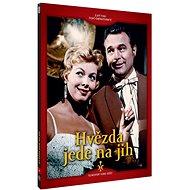 Hvězda jede na jih - DVD - Film na DVD