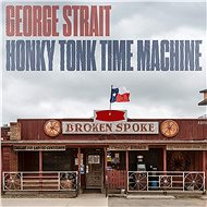 Strait George: Honky Tonk Time Machine (2019) - CD