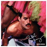 Mercury Freddie: Never Boring - Greatest Hits (2019) - LP - LP vinyl