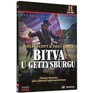 Bitva u Gettysburgu - DVD - Film na DVD
