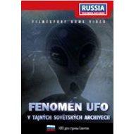 Fenomén UFO v tajných sovětských archivech - DVD - Film na DVD