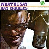 Charles Ray: What'd I Say (mono) - LP - LP vinyl