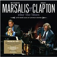 Marsalis Wynton, Clapton Eric: Play the Blues: Live from Jazz at Lincoln Center - CD - Hudební CD