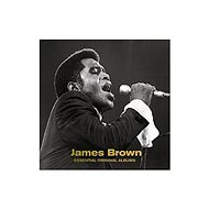 Brown James: Original Essential Album (3x CD) - CD - Hudební CD