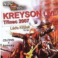 Kreyson: Noc plná hvězd / Live - Hudební CD
