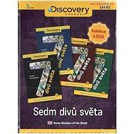 Sedm divů světa (4DVD) - DVD - Film na DVD