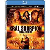 Král Škorpion - Bitva osudu - Blu-ray - Film na Blu-ray
