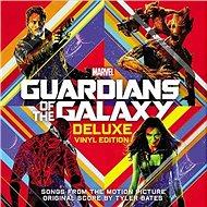 Soundtrack: Guardians Of The Galaxy / Strážci Galaxie (Deluxe Edition) (2x LP) - LP - LP Record