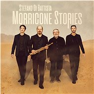 Battista Di Stefano: Morricone Stories - CD - Hudební CD