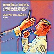 Ondřej Ruml a Jihočeská filharmonie: Jdeme na Ježka (Live) - CD - Hudební CD