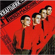 Kraftwerk: Mensch-Maschine (Limited Red Vinyl) - LP - LP vinyl