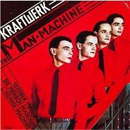 Kraftwerk: Man-Machine (Limited Red Vinyl) - LP - LP vinyl