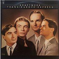 Kraftwerk: Trans Europa Express (Limited Clear Vinyl) - LP - LP vinyl