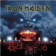 Hudební CD Iron Maiden: Rock In Rio (2x CD) - CD