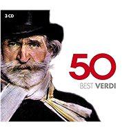 Various: 50 Best Verdi (3x CD) - CD - Hudební CD