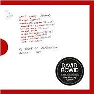 Bowie David: The Mercury Demos (Black Vinyl Album Box) - LP - LP vinyl