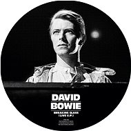 Bowie David: Breaking Glass (Vinyl Single) - LP - LP vinyl