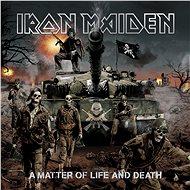 Iron Maiden: A Matter Of Life And Death (2x LP) - LP - LP vinyl