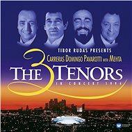 Tří tenoři - 3 Tenors: In Concert 1994 With Zubin Mehta (Edice 2017) (2x LP) - CD - LP vinyl