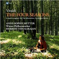 Vivaldi Antonio / Herbert Von Karajan: Four Seasons / Čtvero Ročních Dob (Edice 2017) - LP - LP vinyl