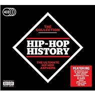 Hip-Hop History - The Collection (4x CD) - CD - Hudební CD
